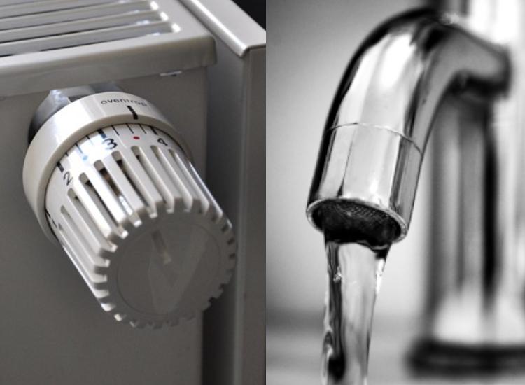 Fűtés- és melegvíz-szolgáltatás szünetelés áramszolgáltatói karbantartás miatt